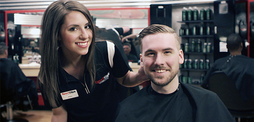 Sport Clips Haircuts of West Ashley Haircuts