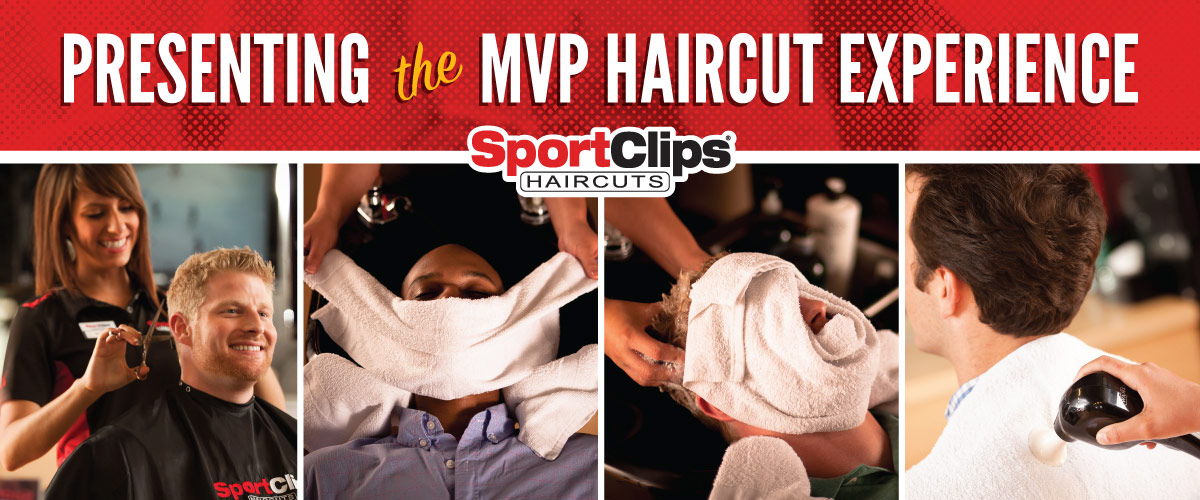 The Sport Clips Haircuts of West Ashley MVP Haircut Experience